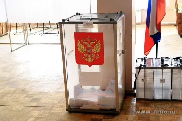Наблюдатели поделились забавными фото с выборов в Рязанской области