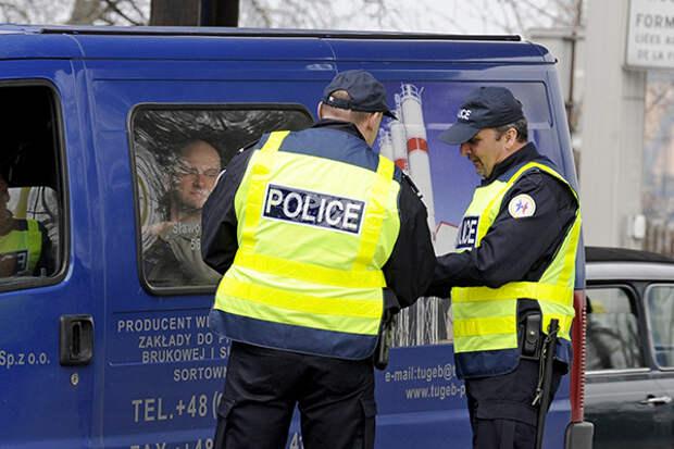 Украинские радикалы напали на француженку в Страсбурге