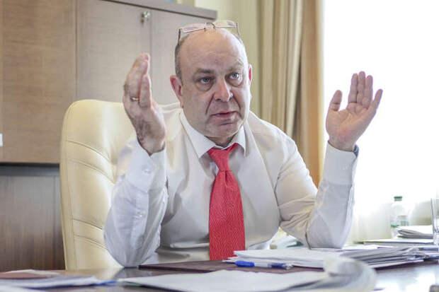 Лось рассказал о реальной ситуации со сборкой второго Ан-225 «Мрия»