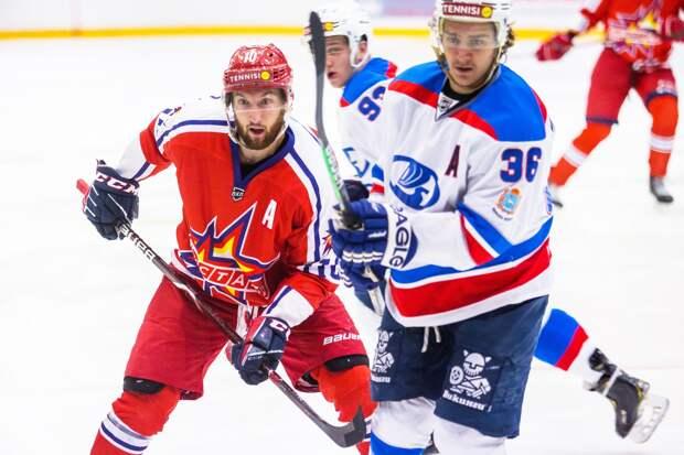 Третья победа подряд: хоккеисты «Ижстали» одолели «Ладу» из Тольятти