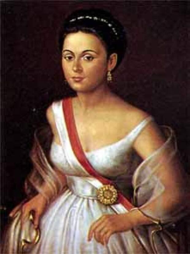 7. Мануэла Саенс  женщины, история, шпионка