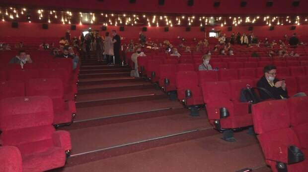 Церемония открытия ММКФ состоялась в столице 22 апреля
