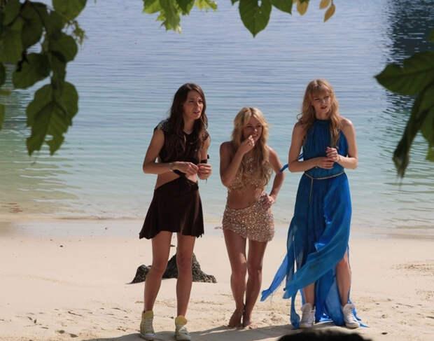 Кадр из фильма «Остров везения»