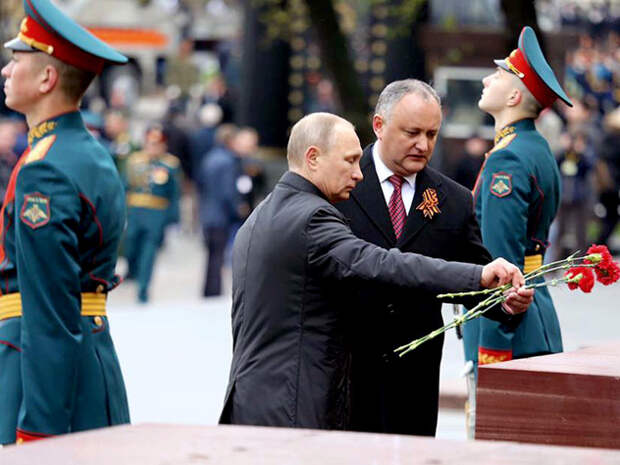 Что выберет Кишинёв: Восток или Запад?