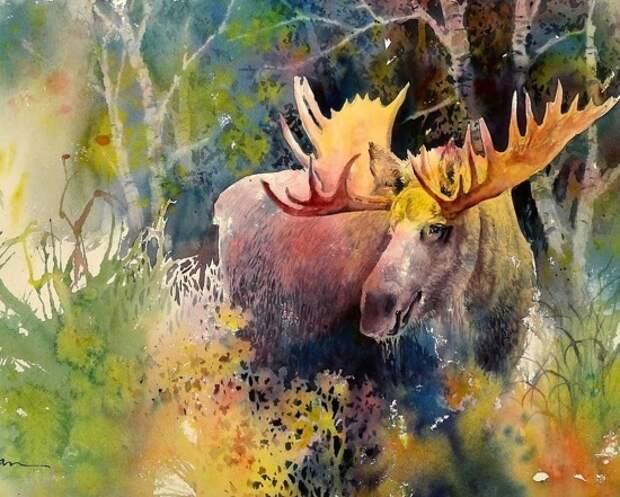 художник Lian Quan Zhen (Лиан Цюань Чжэнь) картины – 05