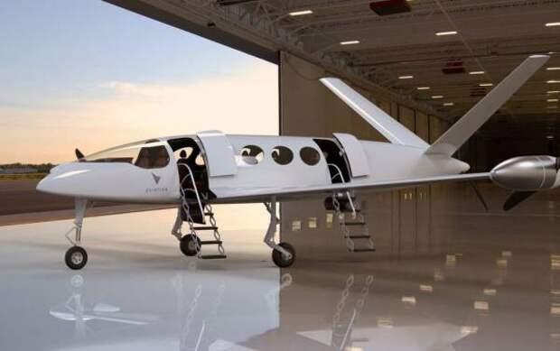 EVIATION AIRCRAFT ПРИВЛЕКЛА ФИНАНСИРОВАНИЕ НА СОЗДАНИЕ ЭЛЕКТРИЧЕСКОГО САМОЛЁТА ALICE