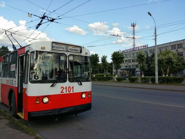 В Ижевске по просьбам жителей восстановят движение троллейбуса №6 по выходным