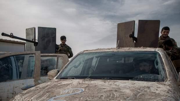 Курдские бандгруппы