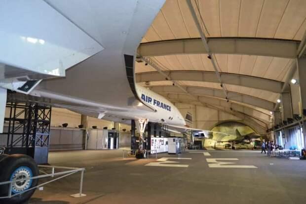 Музей авиации и космонавтики Ле-Бурже. Часть 8