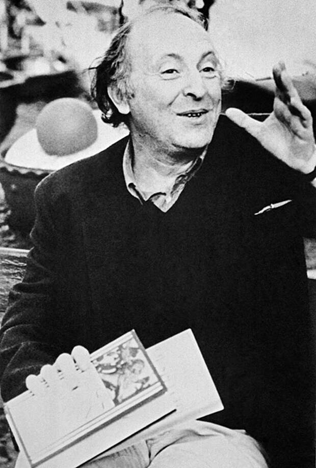 Иосиф Бродский. Фото: Репродукция ИТАР-ТАСС, архив