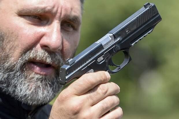 Компактный пистолет Лебедева успешно прошел госиспытания
