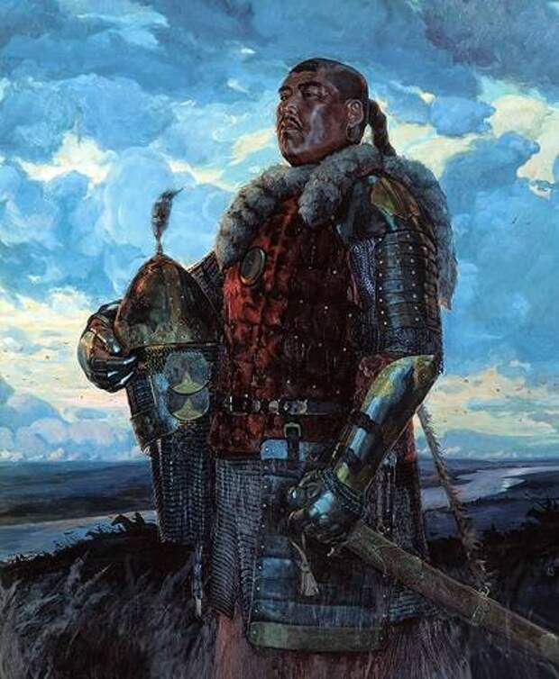 Тулунбек-ханум. Единственная ханша Золотой Орды