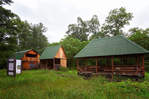 национальный парк бикин жилье
