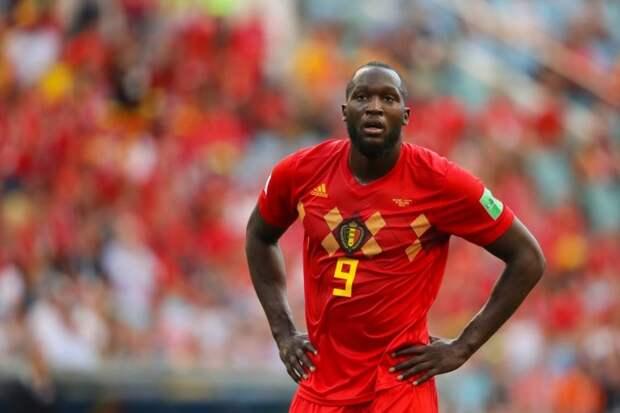 Лукаку признан игроком матча Дания – Бельгия