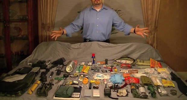 Тревожная сумка: собираем необходимый набор на моментальный уход