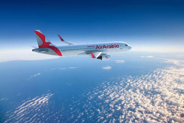 Air Arabia возобновит рейсы в Москву