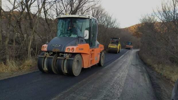 В Крыму приготовились к освоению 6,8 миллиарда рублей на ремонт дорог