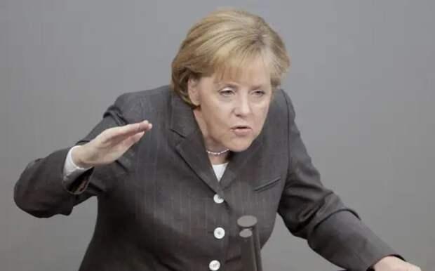 Меркель дала отрезвляющую пощёчину Зеленскому