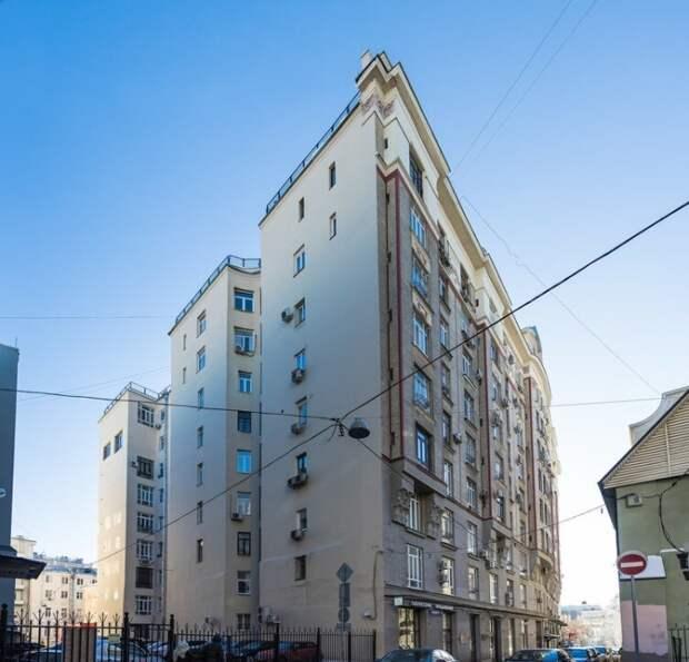 Чем примечателен первый небоскрёб Москвы: Малоизвестные факты о Доме Нирнзее