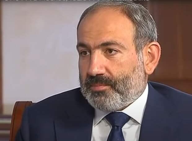 Пашинян назначил Давтяна начальником главного штаба ВС Армении