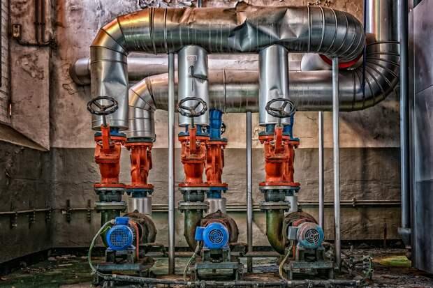 В Симферопольских котельных установят дополнительные ёмкости с водой