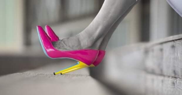 Японский фетишист похищал старую женскую обувь и оставлял взамен новую