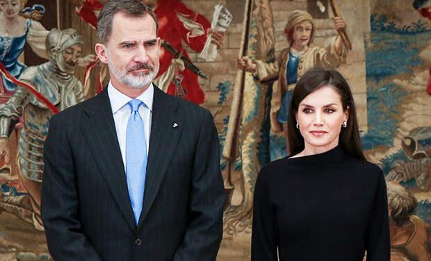 Королева Испании Летиция потеряла близкого члена семьи