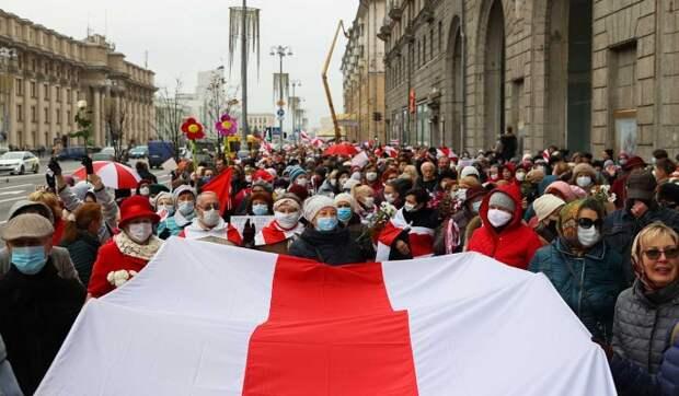 Эксперт назвал главную причину угасания протестов в Белоруссии