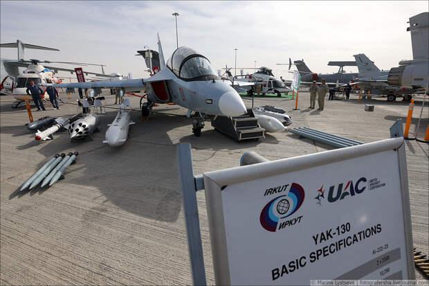 Участие России в Dubai Airshow 2019
