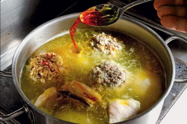 Посидим, поедим... Мясное блюдо с Востока — Кюфта