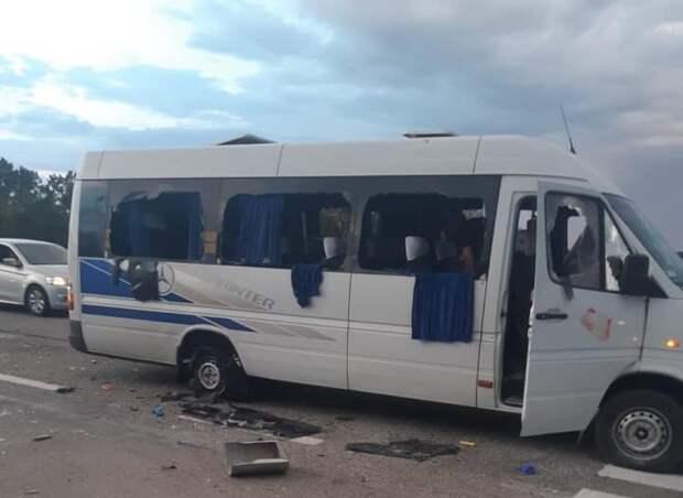 Лесик раскрыл подробности нападения радикалов на автобус в Харькове