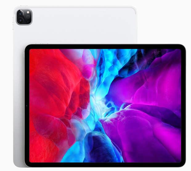 Анонсированы два новых планшета iPad Pro с 11- и 12,9-дюймовыми экранами