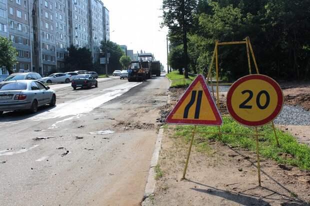 Ремонт улицы Советской в Ижевске, самые популярные пароли россиян и угрожающий Земле астероид: что произошло минувшей ночью