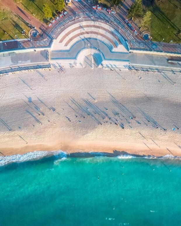Австралия: взгляд с высоты птичьего полёта