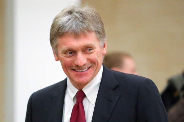 Песков сообщил о лучшем ответе на противодействие «Северному потоку — 2»