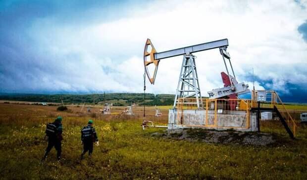 На13% снизила добычу нефти «Татнефть» в сентябре 2020