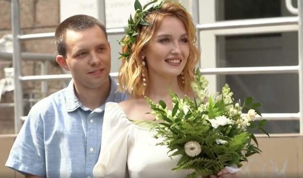 Молодожены изНижнего Тагила стали победителями шоу «Четыре свадьбы» на«Пятнице!»