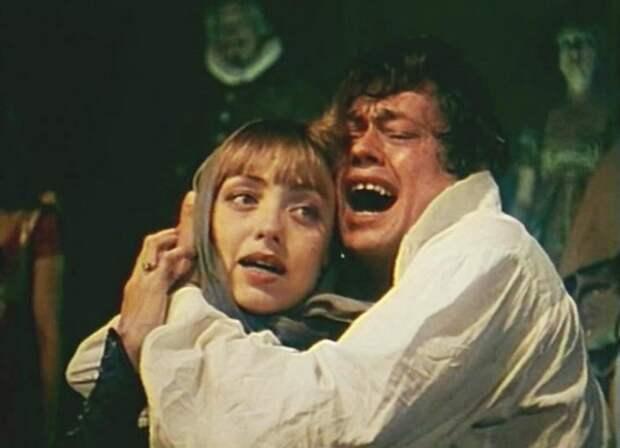 Рок-опера *Юнона и Авось*. Кадр из телеверсии спектакля, 1983 история, ностальгия, память