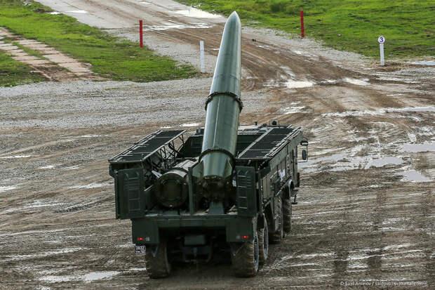 NI: Россия заложила основу для замены комплексов «Искандер»