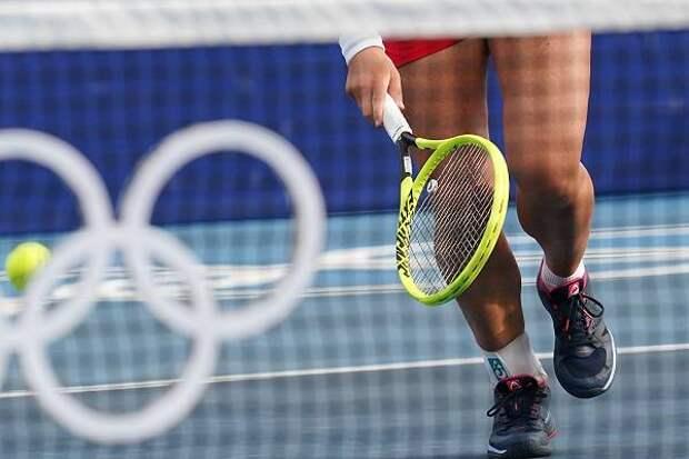Россия гарантировала себе медали в теннисном миксте