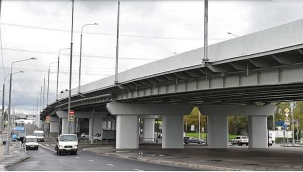 Самая длинная эстакада в CАО пройдет через Западное Дегунино