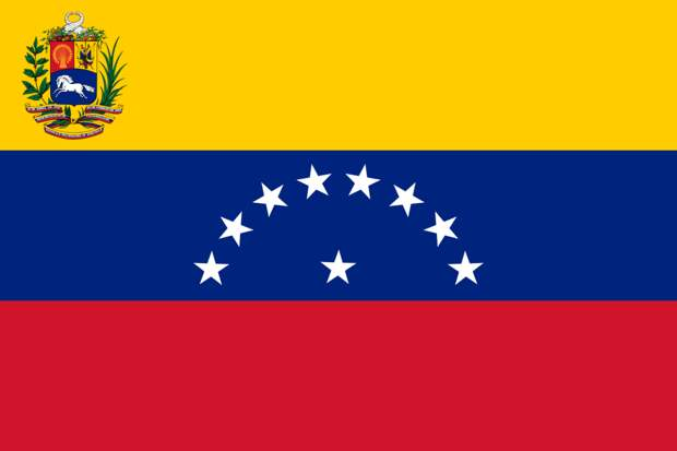 Вариант нового флага Венесуэлы