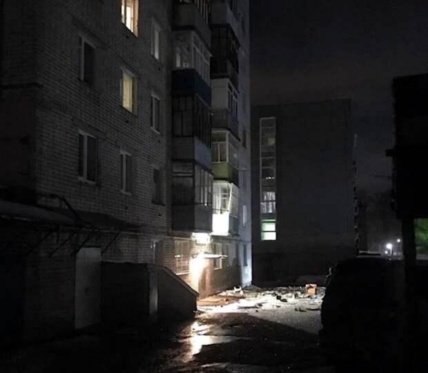 Один человек погиб при взрыве газа в доме в Зеленодольске
