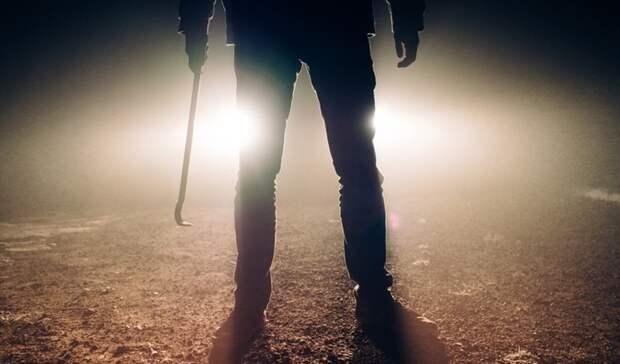 Неустановленное «лицо сошрамом» напугало школьников под Волгоградом