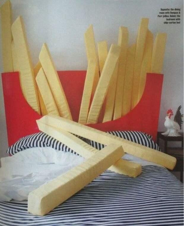 Кровать  - фри