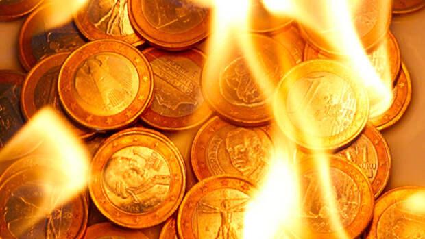 На пороге финансового краха?