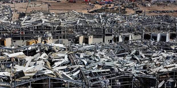 «Там уже были какие-то искры»: химики рассказали, чем опасна селитра и что привело ко взрыву в Бейруте