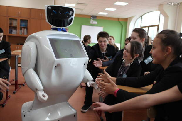 В Белоруссии последний звонок дал робот