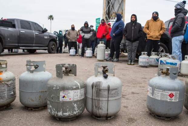 Техас перед лицом гуманитарной катастрофы?