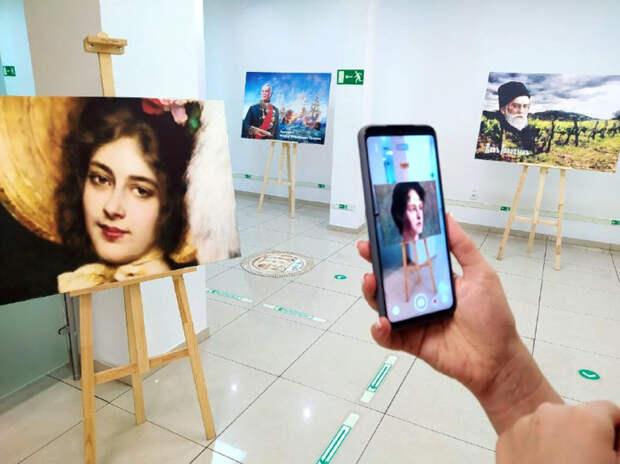 В Краснодаре открывается выставка дополненной реальности